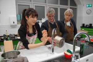 Japanese Cooking Class 12 Feb.2015 023